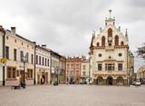 City hall in Rzeszow. Poland