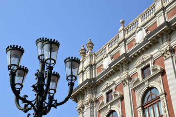 Monuments and Historical Buildings in Turin - Piedmont