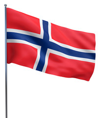 Norway Flag Image