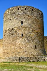 tower at Akkerman fortress