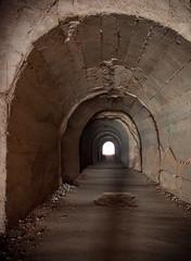 Walkway tunnel,Underground tunnels