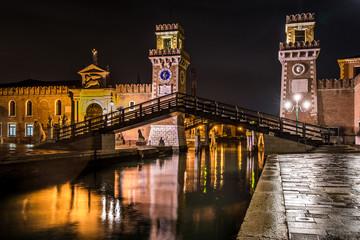 Venezia , castello