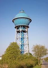 Wasserturm in Ahlen Westfalen