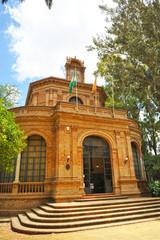 Pabellón Domecq, Parque de María Luisa, Sevilla, España