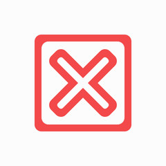false icon