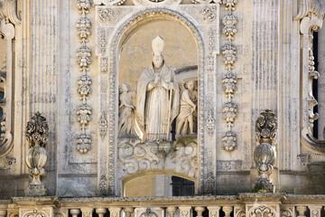 Arco con Sant'Oronzo - Lecce