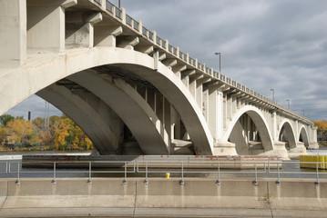 Third Avenue Bridge Minneapolis