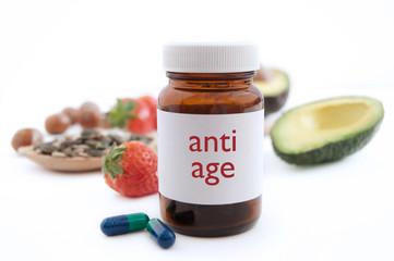 Anti age pills