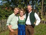 Bayrische Familie