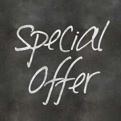 Blackboard Special Offer