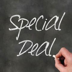 Blackboard Special Deal