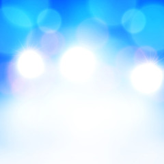 Abstract soft blurred bokeh effect background