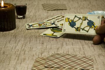 il gioco dei tarocchi,