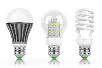 LED economy lamps