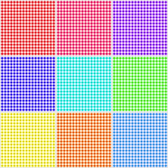 Tablecloth Pattern Set