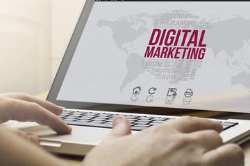 marketing digital application