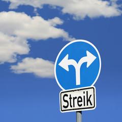 Wege aus dem Streik
