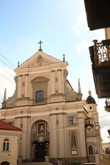 Church of St.Teresa,Vilnius