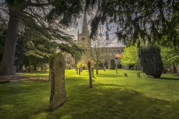 Graveyard, Stratford Upon Avon,England
