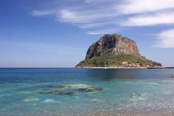Monemvasia Rock, Greece