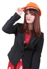 woman worker