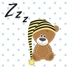 Niedźwiedź Spanie