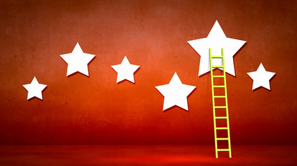 Ladder to stars