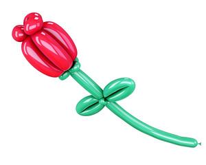 3d Flower balloon