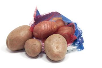 patate rosse in rete