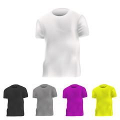 pack camisetas 3 3d