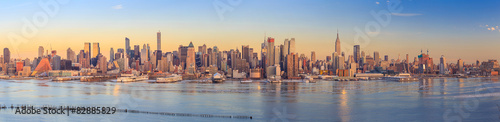 Papiers peints New York New York City skyline