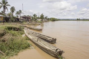 Tangui, Río Atrato