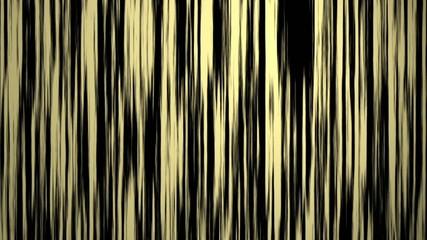 gold light vertical stripe lines on black background