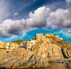 Rocks of Five Lands, Italy