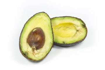 rotten avocado