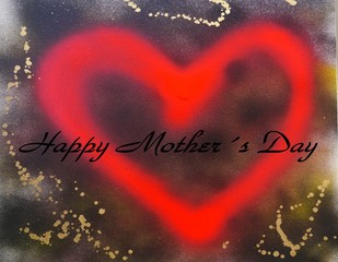 Happy Mother day congratulations greetings