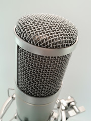 Mikrofon Gestell