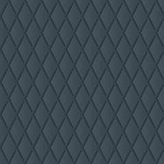 3D Dark Gray Seamless Perforated Wallpaper.