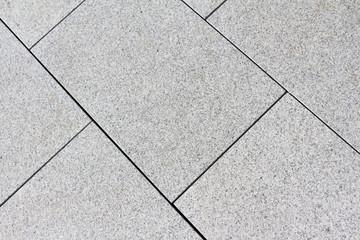 Granitplatten für die Terrasse