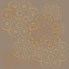 seamless vector texture with a pattern