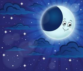 Night sky theme image 6