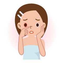 結膜炎 女性