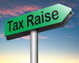 tax raise
