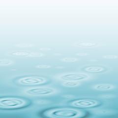 deszcz tło wektor