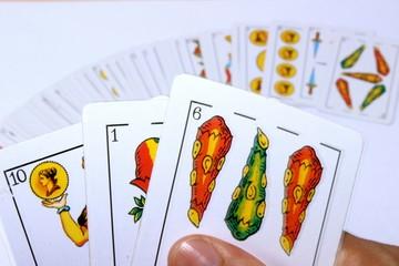 Baraja de cartas de póker