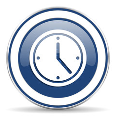 time icon watch sign