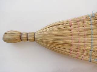 Isolated Cleaning Besom