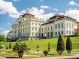 Fototapety Schloss Ludwigsburg