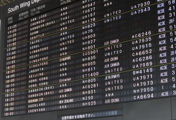 空港イメージ サインボード