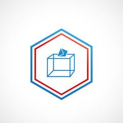 bulletin de vote,urne